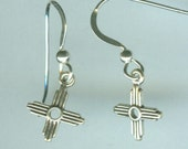 Sterling Silver SOUTHWEST Earrings
