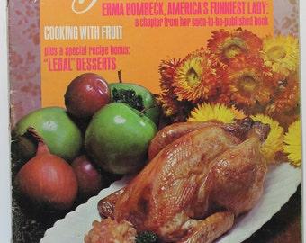 September 1971 Weight Watchers Magazine Back Issue