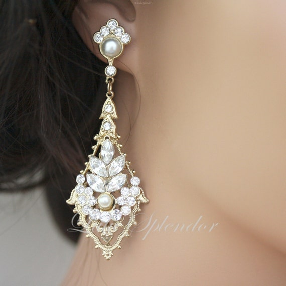 Wedding Earrings White Gold: 301 Moved Permanently