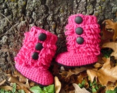 Custom Listing for 2 Pair Furrylicious Booties