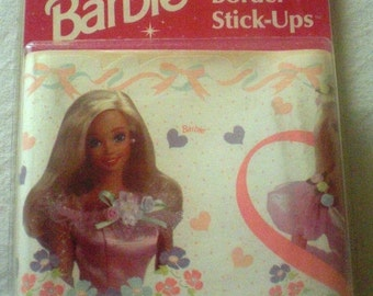 Barbie Wall Border