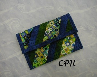 Quilted Coin Purse (CPH)