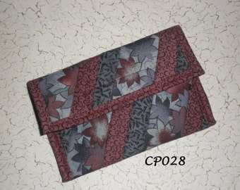 Quilted Coin Purse (CP028)