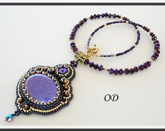 Persian Night. Necklace