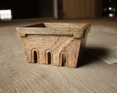 Wooden Berry Box