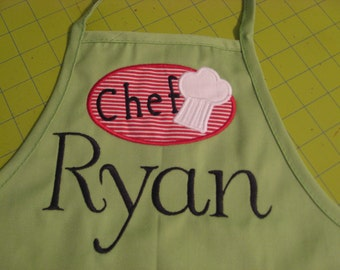 Child's Apron - Personalized