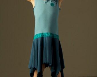 ANGEL DRESS Girls organic faerie pixie costume