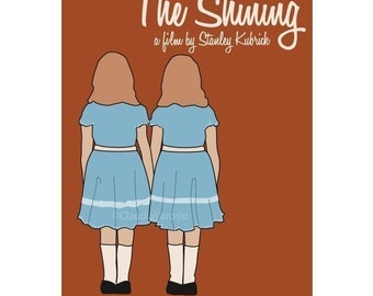 The Shining movie poster in various sizes