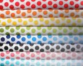 Riley BLake Ombre Dots Fat Quarter Bundle