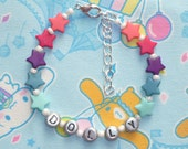 "Super Sweet ""Dolly"" Stars Bracelet"