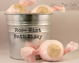 Bath Fizzy Pomegranate Spritzer by lotionbarcafe on Etsy