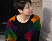 Flagstone Path Scarf - Knitting Pattern