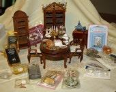 Destash Dollhouse/Miniature Lot 102