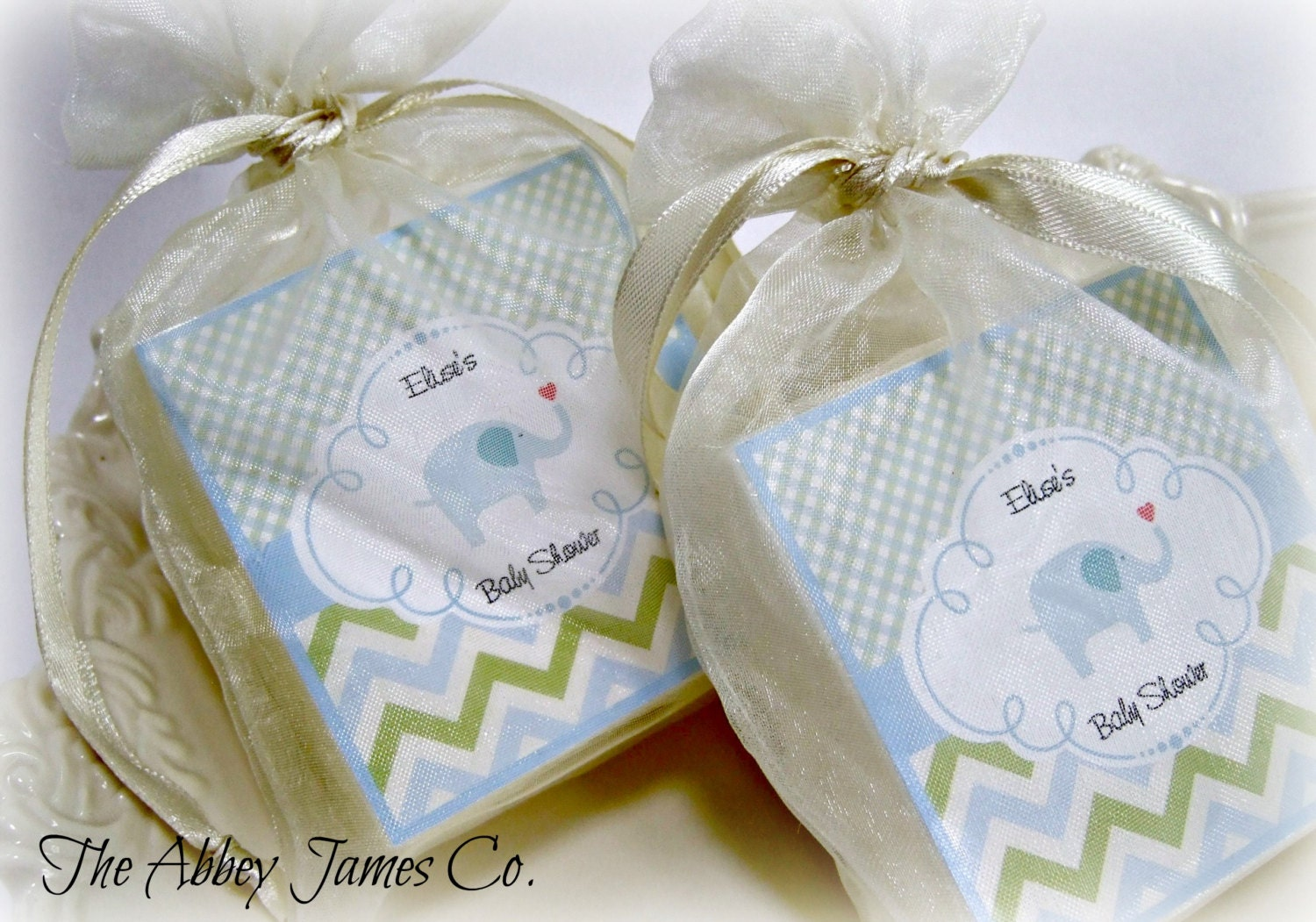 baby boy shower favors elephant baby shower favors soap