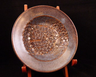 WheelWorksPottery - Small Bowl - Alligator