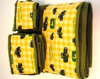 John Deere Themed Towel Set