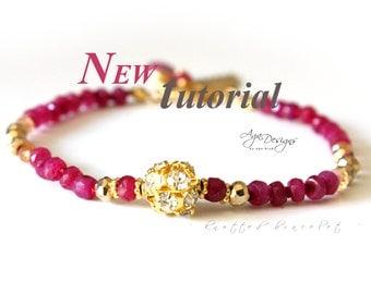 Tutorial - Knotted Bracelet