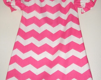 sale Chevron dress 15%off coupon is till2016 short sleeve  peasant dress pink white chevron dress 2t,3t,4t,5t,6 7,8.10)