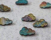 Cloud Brooch Set OF 3 - MySelvagedLife
