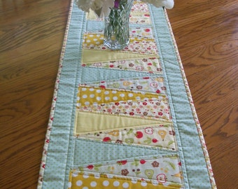 Table Runner Spring and Summer Designs Kitchen Linens Handmade Table Decor Home Decor Mothers Day Gift