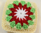 crochet pincushion