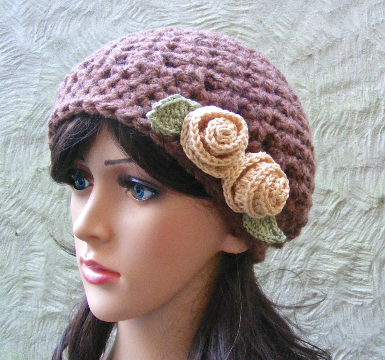 Crochet Pattern Ladies Hat : Unavailable Listing on Etsy