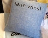 Tshirt Pillow Custom Memory Pillow