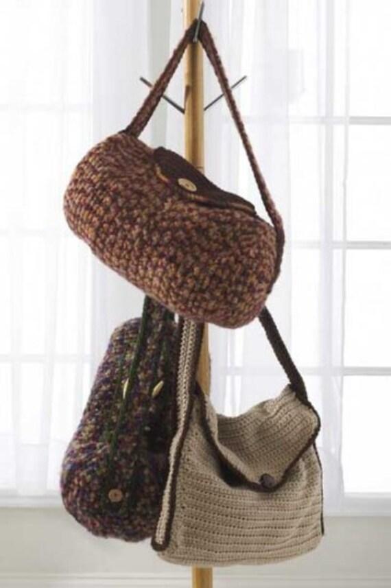 Big Easy Bags Crochet Pattern PDF