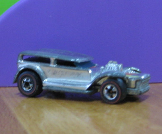 Hot Wheels 1969 Chrome Prowler Mattel