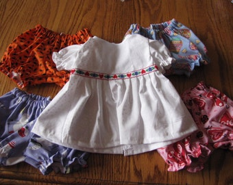Holiday Outfit for the Bitty Baby