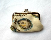 Peacock Coin Purse