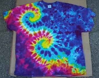 3X Swirling Beauty Tie Dye