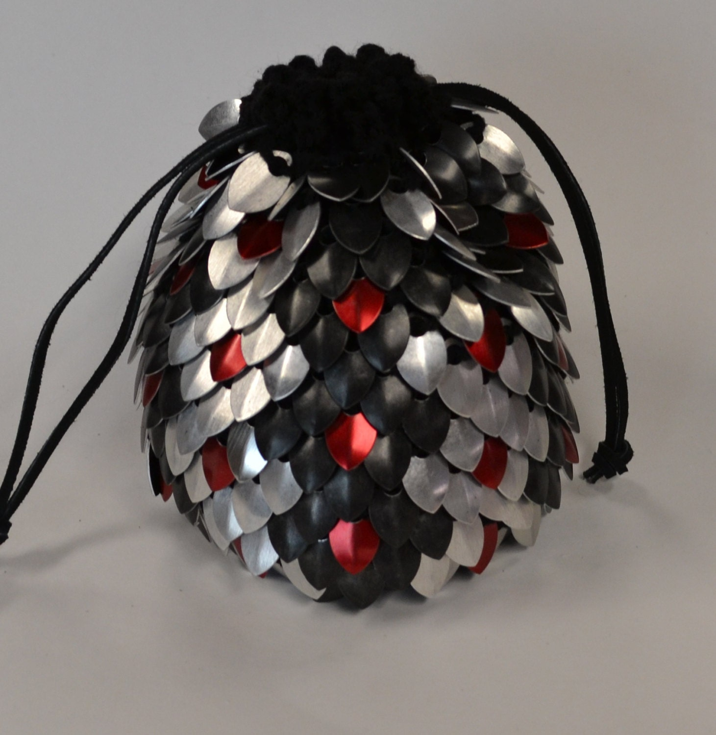 It's just a picture of Superb Dice Bag Printable Pattern