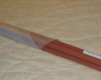 Butter Pecan Unique 104 coe Lampworking Glass Rods CiM-703-3  quarter pound