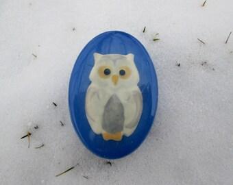 Snow Owl Glycerin Soap