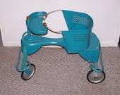 Vintage Taylor Tot Stroller ride on walker As is or for restoration