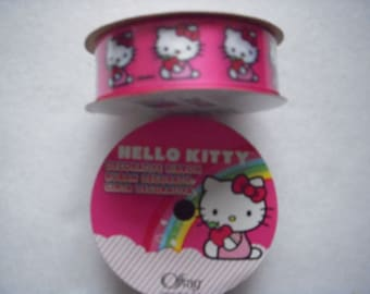 "Hello Kitty 7/8"" Decorative Ribbon"