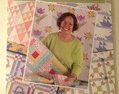 Fat 8ths and Friends Quilt Book by marsha McCloskey