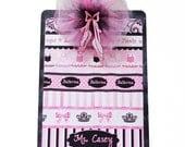 Decorative Clipboard Personalized TuTu Cute Ballerina