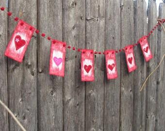 Small Valentine's Day Banner