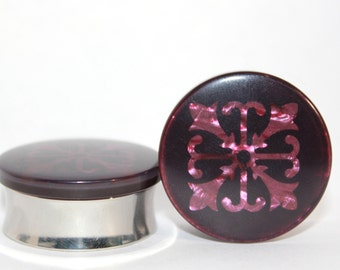 "French Shield Plugs  3/4"" 7/8"" 19mm 22mm"
