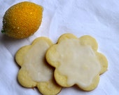 Lemon Sugar Cookies - 2 dozen cookies