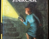 vintage childrens book... NANCY DREW the Hidden STAIRCASE  No2 c1959 hardcover Book ...