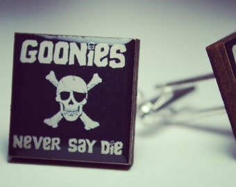 The Goonies Cufflinks