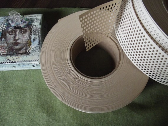 Adhesive Paper Drywall Tape : Mixed media joint tape self adhesive paper with