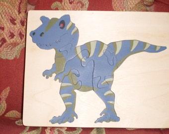 dinasaur puzzle