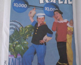 Popeye Costumes