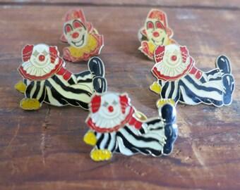 Clown Around Pin Set