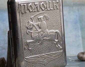 vintage cigarette case... Home Decor... Jan