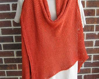 4 WAY Knit Vest Knitting Pattern